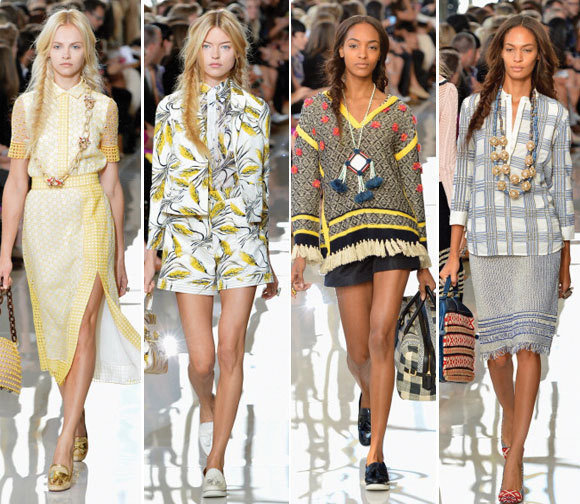 Tory Burch: 2013 Spring/Summer