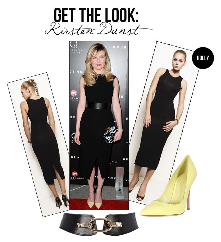 Get the Look: Kirsten Dunst