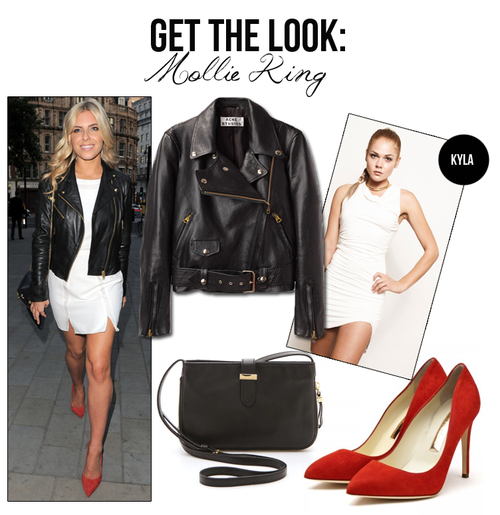 Get The Look: Mollie King